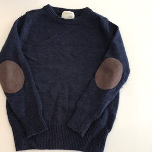 Crewcuts Navy sweater size 6/7